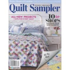 quilt sampler mag